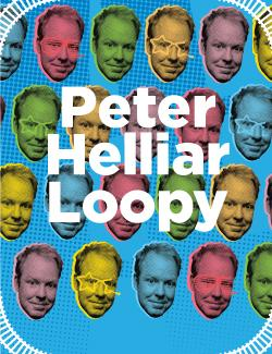 An image depicting Peter Helliar - Loopy
