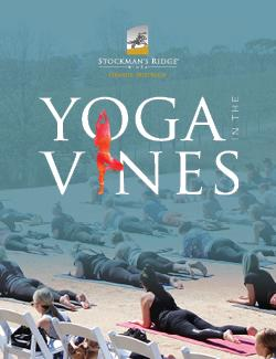 An image depicting Yoga in the Vines
