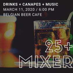 An image depicting 25+ Mixer