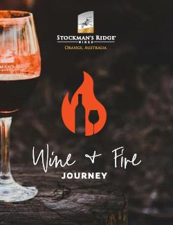 An image depicting Wine & Fire Journey