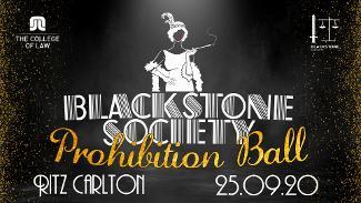An image depicting Blackstone Society Prohibition Ball