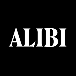 An image depicting Alibi (Or Someplace Else)
