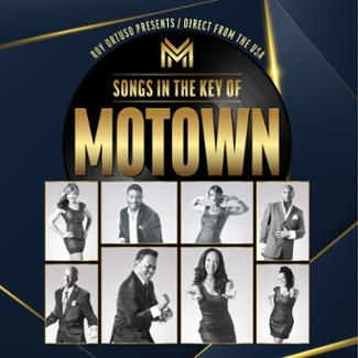 An image depicting Songs in the Key of Motown