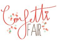 An image depicting Confetti Fair ~ Melbourne