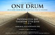 An image depicting One Drum Thursday 27th June Paddo RSL