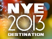 An image depicting NYE 2013 Destination at Cruise Bar