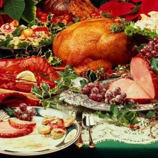 An image depicting Christmas Lunch 2018