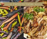 An image depicting Farm to Table