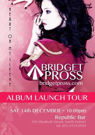 Bridget the midget tour dates in Australia