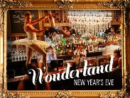 An image depicting Wonderland New Years Eve at State of Grace NYE