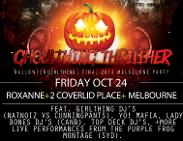 An image depicting GHOULTHING MELBS - GiRLTHING HALLOWEEN SPECIAL