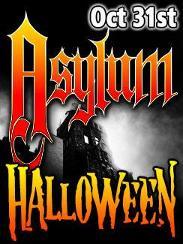 An image depicting Asylum Halloween party