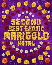 An image depicting The Second Best Exotic Marigold Hotel