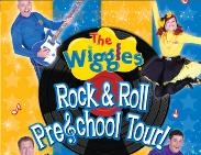 An image depicting The Wiggles