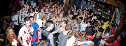 An image depicting THE LAST NIGHT AT Q **SOLD OUT**