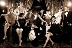 An image depicting Sarah's 1920s Speakeasy Hens Party
