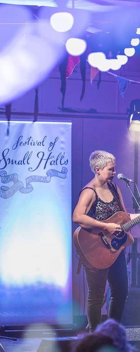 Festival of Small Halls Autumn Tour 2019